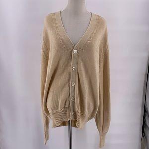 Norsport Women's Long Sleeve Sweater Size L